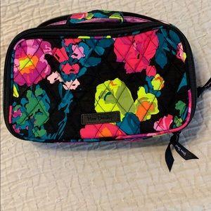 Vera Bradley Brush/Cosmetic Bag